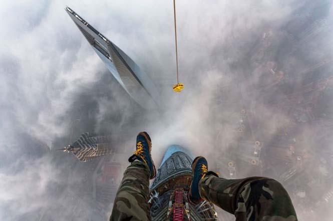 Selfies από τα ψηλότερα κτήρια του κόσμου (1)