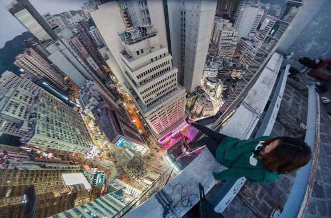 Selfies από τα ψηλότερα κτήρια του κόσμου (4)