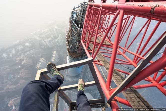 Selfies από τα ψηλότερα κτήρια του κόσμου (9)