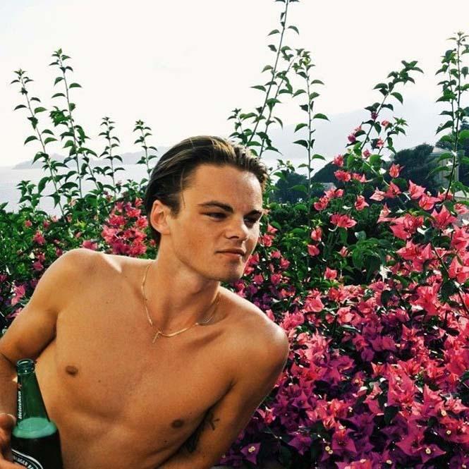 Σουηδός σωσίας του Leonardo DiCaprio (6)