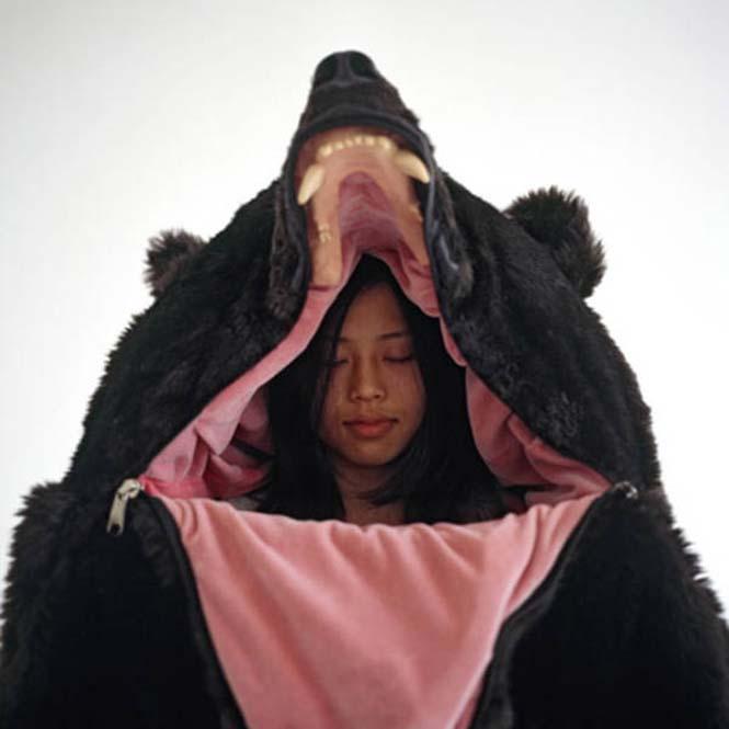 Υπνόσακος αρκούδα (1)