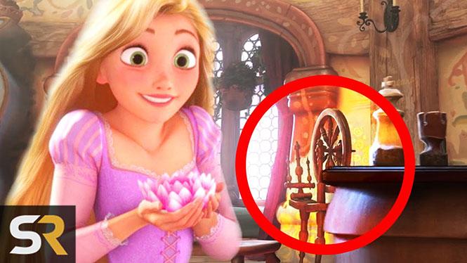 20 κρυμμένα μηνύματα σε ταινίες της Disney