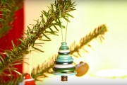 5 DIY χριστουγεννιάτικοι στολισμοί