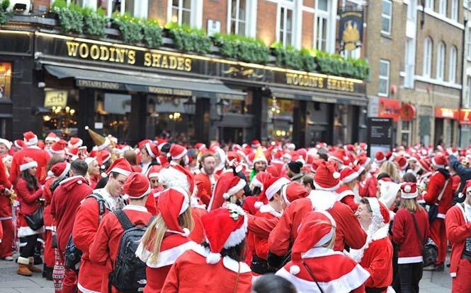 Άγιος Βασίλης και βρετανικό ξεφάντωμα (7)