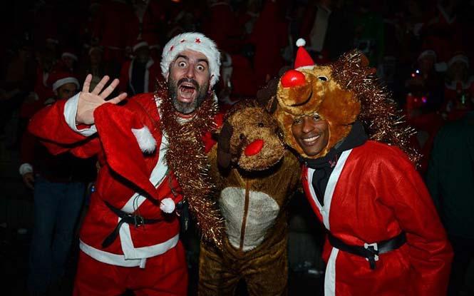 Άγιος Βασίλης και βρετανικό ξεφάντωμα (10)