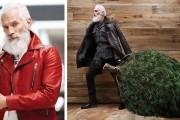Αν ο Άγιος Βασίλης ήταν ένας μοδάτος κύριος του σήμερα (1)