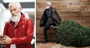 Αν ο Άγιος Βασίλης ήταν ένας μοδάτος κύριος του σήμερα