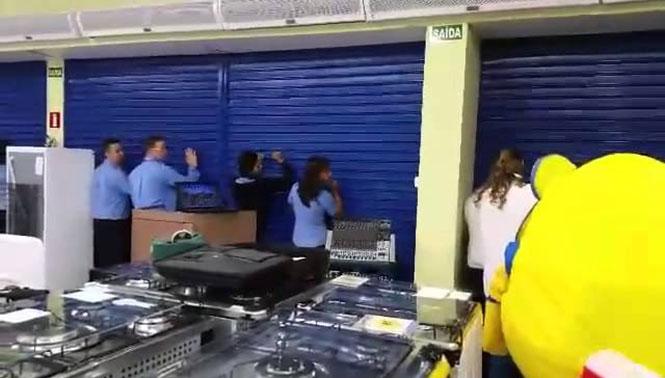Η Black Friday στην Βραζιλία δεν εξελίχθηκε όπως θα περιμένατε