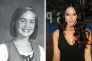 Διάσημοι που μεταμορφώθηκαν εντυπωσιακά σε σχέση με τα παιδικά τους χρόνια (1)