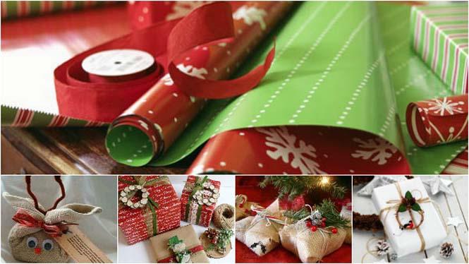 Δημιουργικές ιδέες για περιτύλιγμα δώρων (1)