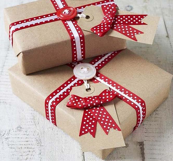 Δημιουργικές ιδέες για περιτύλιγμα δώρων (3)