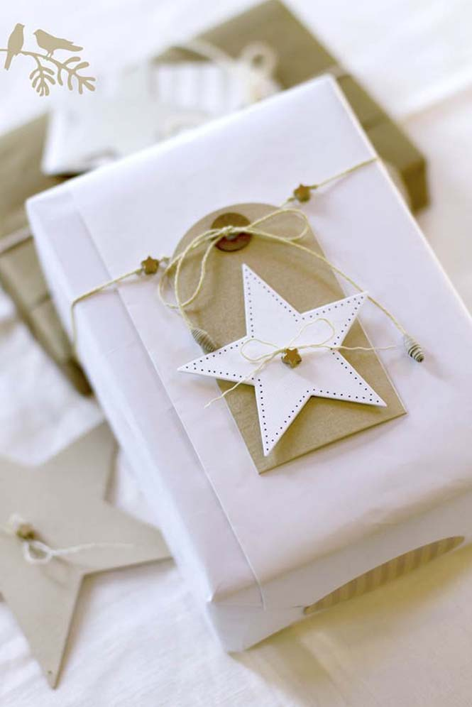 Δημιουργικές ιδέες για περιτύλιγμα δώρων (5)