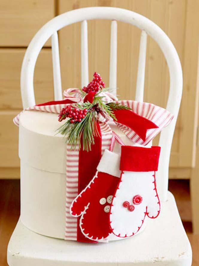 Δημιουργικές ιδέες για περιτύλιγμα δώρων (8)
