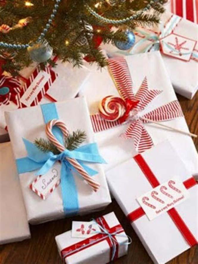 Δημιουργικές ιδέες για περιτύλιγμα δώρων (9)