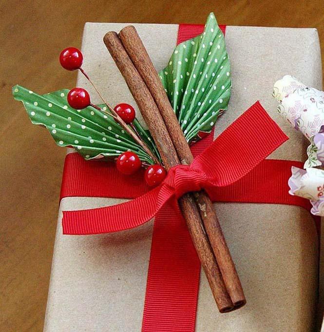 Δημιουργικές ιδέες για περιτύλιγμα δώρων (13)