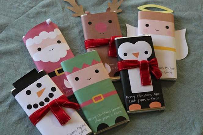 Δημιουργικές ιδέες για περιτύλιγμα δώρων (14)