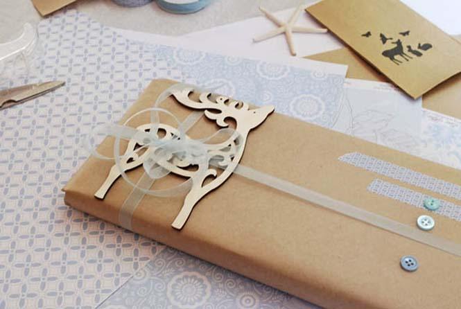 Δημιουργικές ιδέες για περιτύλιγμα δώρων (17)