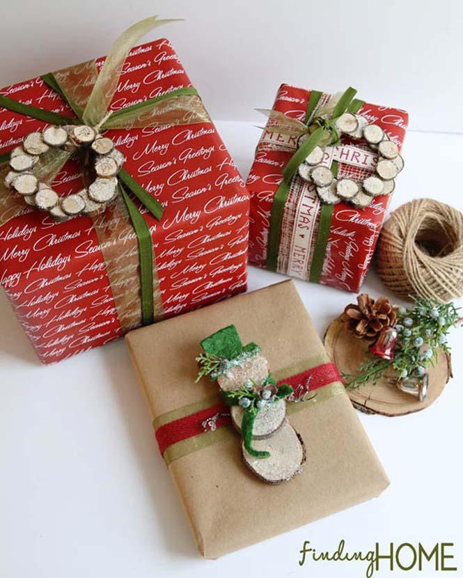 Δημιουργικές ιδέες για περιτύλιγμα δώρων (20)