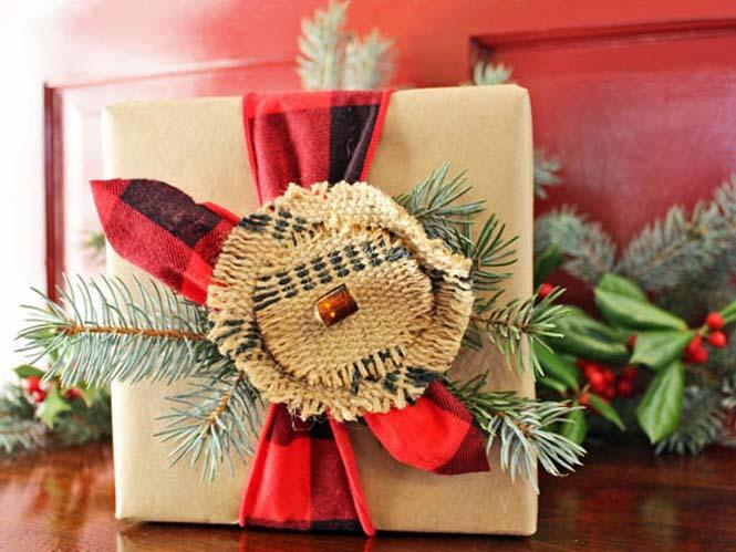 Δημιουργικές ιδέες για περιτύλιγμα δώρων (23)