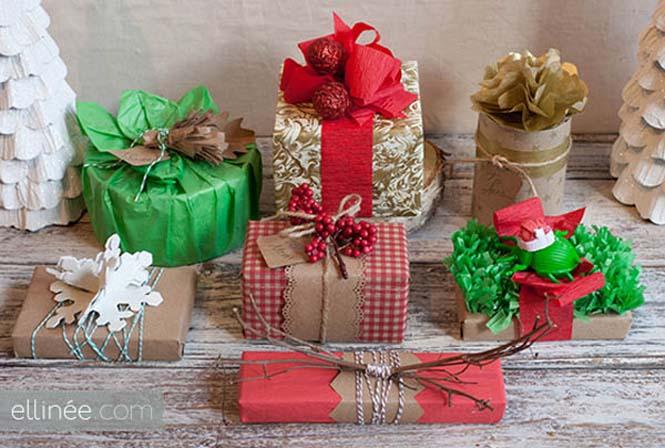 Δημιουργικές ιδέες για περιτύλιγμα δώρων (24)