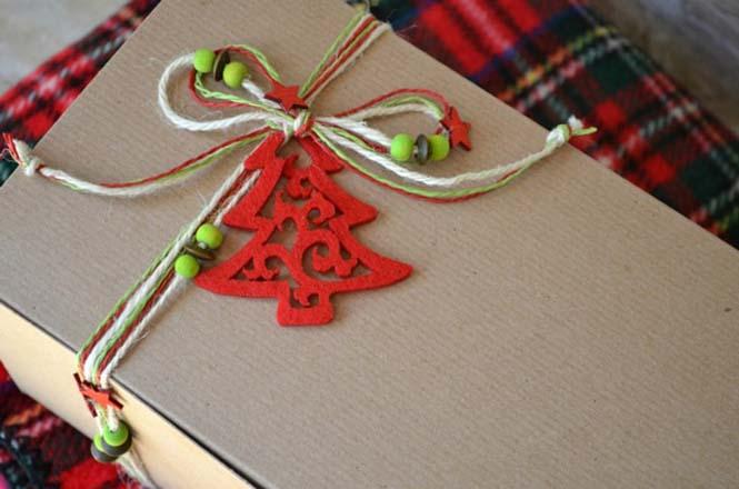 Δημιουργικές ιδέες για περιτύλιγμα δώρων (25)
