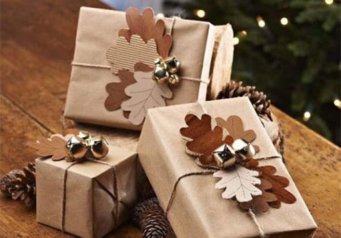 Δημιουργικές ιδέες για περιτύλιγμα δώρων (31)