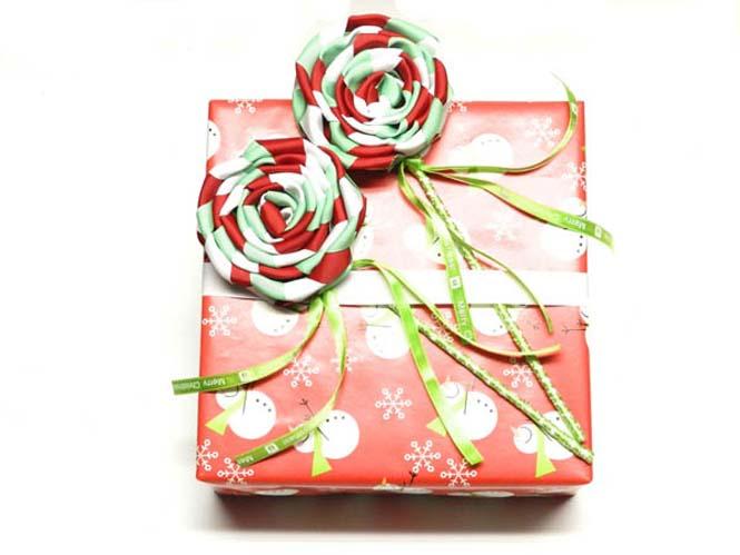 Δημιουργικές ιδέες για περιτύλιγμα δώρων (34)