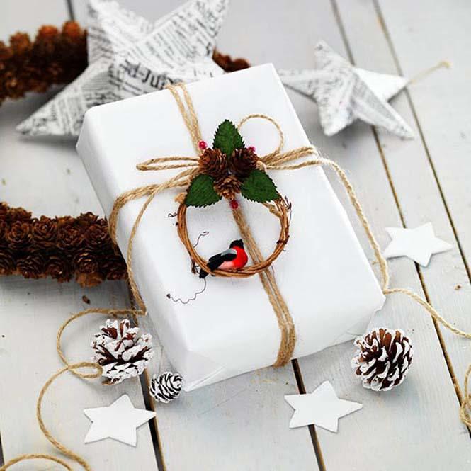 Δημιουργικές ιδέες για περιτύλιγμα δώρων (38)