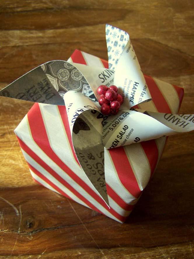 Δημιουργικές ιδέες για περιτύλιγμα δώρων (39)
