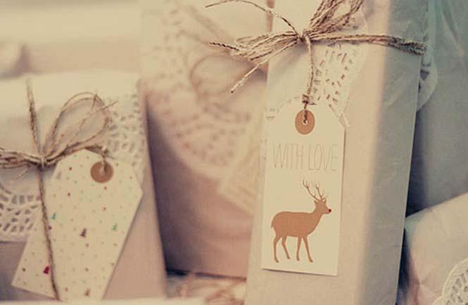 Δημιουργικές ιδέες για περιτύλιγμα δώρων (41)
