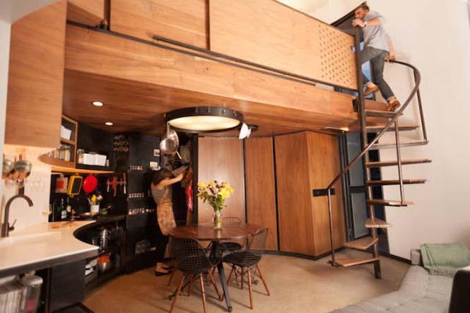 Εφευρετικός αρχιτέκτονας μετέτρεψε σιλό σιταριού σε σπίτι (10)