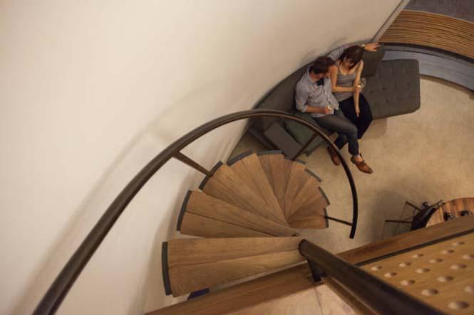 Εφευρετικός αρχιτέκτονας μετέτρεψε σιλό σιταριού σε σπίτι (11)