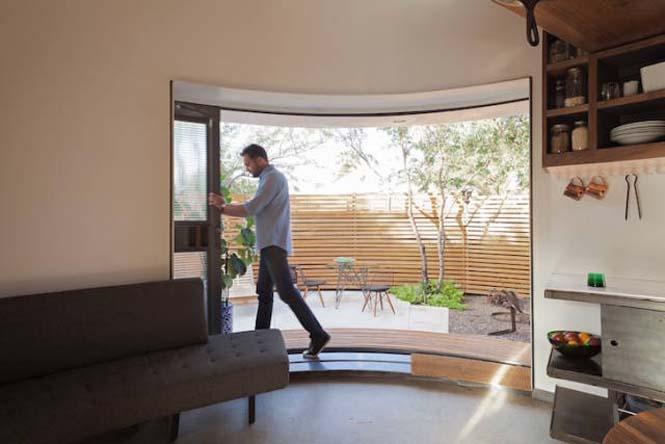 Εφευρετικός αρχιτέκτονας μετέτρεψε σιλό σιταριού σε σπίτι (12)