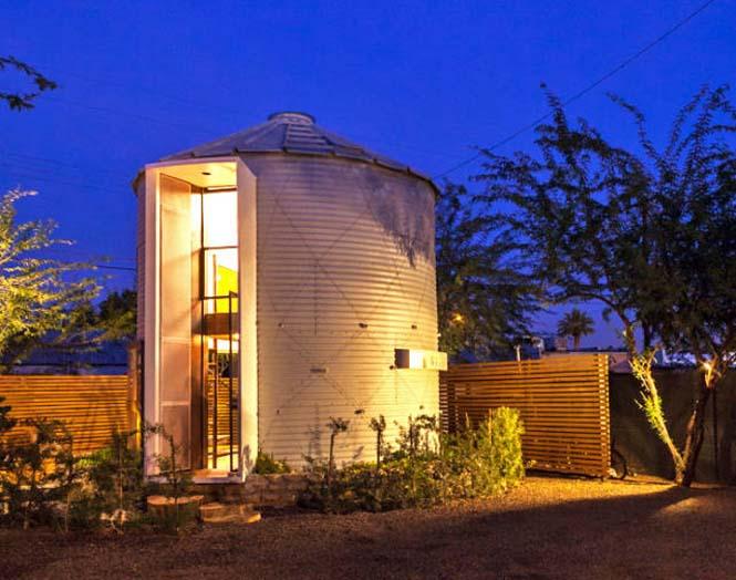 Εφευρετικός αρχιτέκτονας μετέτρεψε σιλό σιταριού σε σπίτι (15)