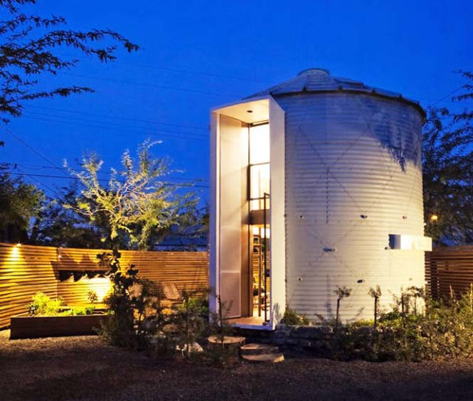 Εφευρετικός αρχιτέκτονας μετέτρεψε σιλό σιταριού σε σπίτι (16)