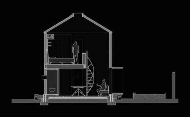 Εφευρετικός αρχιτέκτονας μετέτρεψε σιλό σιταριού σε σπίτι (18)