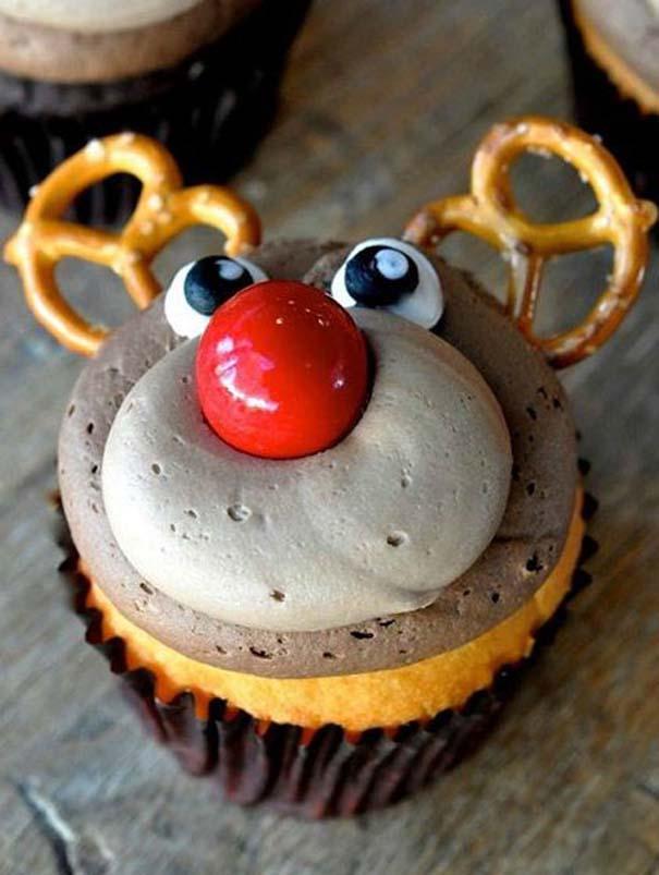 Εκπληκτικά χριστουγεννιάτικα cupcakes (1)