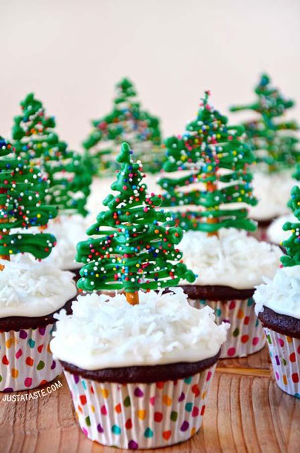 Εκπληκτικά χριστουγεννιάτικα cupcakes (3)