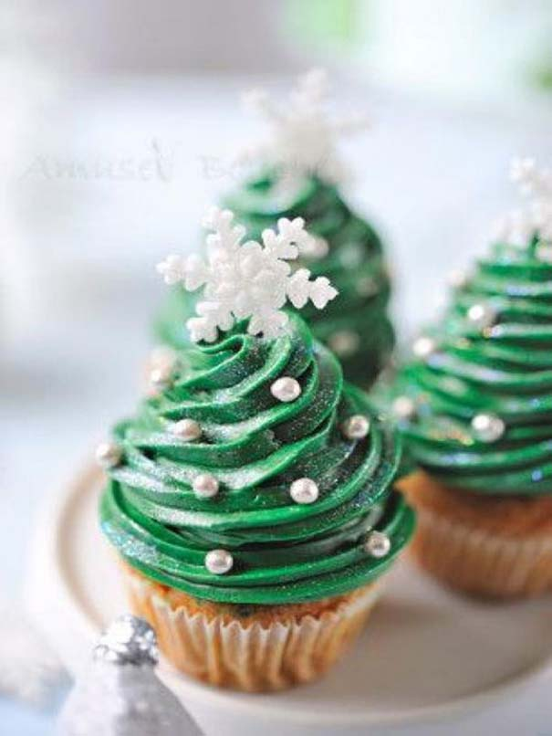 Εκπληκτικά χριστουγεννιάτικα cupcakes (7)