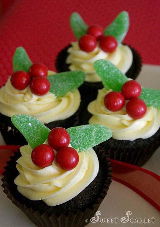 Εκπληκτικά χριστουγεννιάτικα cupcakes (10)