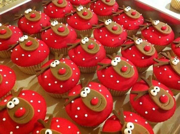 Εκπληκτικά χριστουγεννιάτικα cupcakes (13)