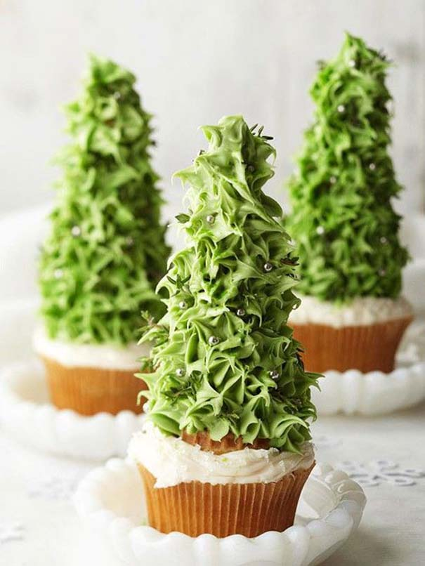 Εκπληκτικά χριστουγεννιάτικα cupcakes (15)