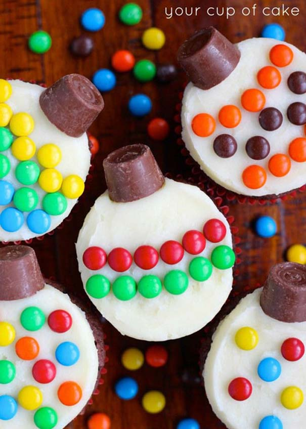 Εκπληκτικά χριστουγεννιάτικα cupcakes (22)