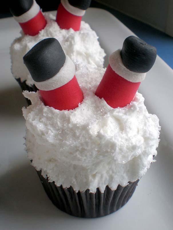 Εκπληκτικά χριστουγεννιάτικα cupcakes (28)