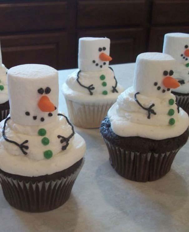 Εκπληκτικά χριστουγεννιάτικα cupcakes (31)