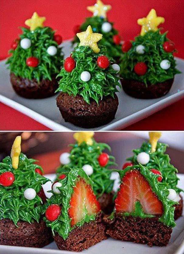 Εκπληκτικά χριστουγεννιάτικα cupcakes (32)