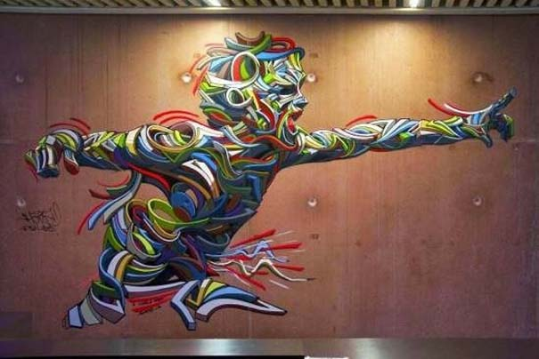 Εντυπωσιακά graffiti #19 (5)