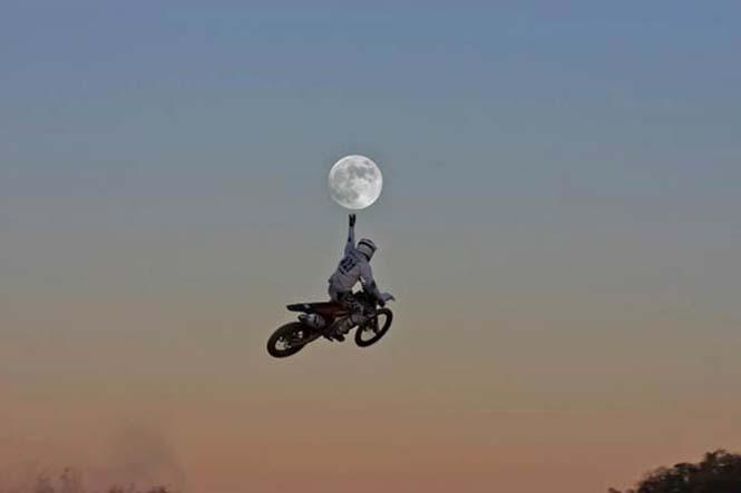 Φωτογραφίες με το Φεγγάρι που τραβήχτηκαν την κατάλληλη στιγμή (9)