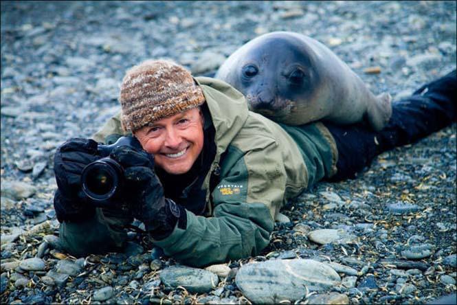 Φωτογράφοι άγριας φύσης επί το έργον (2)