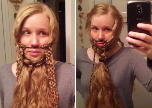 Γυναίκες που μετέτρεψαν τα μαλλιά τους σε πλούσιες γενειάδες (18)